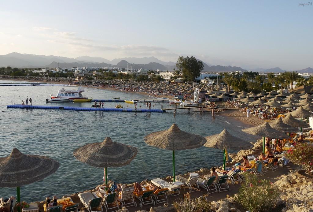 خليج نعمة في شرم الشيخ