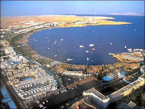 خليج نعمة في شرم الشيخ4