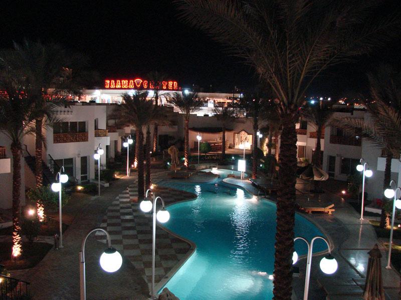Sharm el Sheikh, New Tiran Hotel und Strand