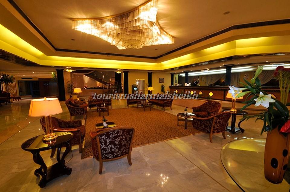 فندق هلنان شرم الشيخ2