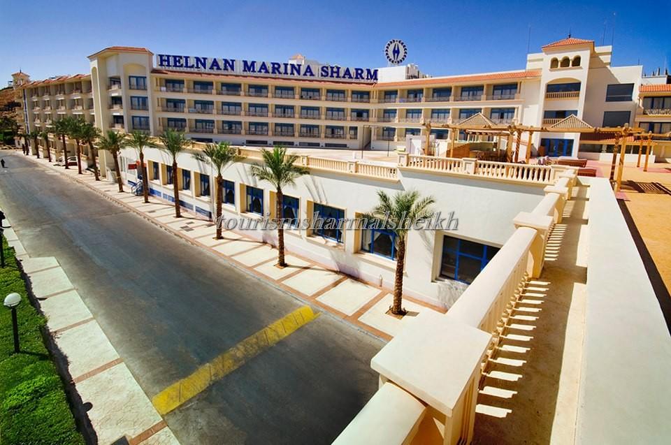 فندق هلنان شرم الشيخ4
