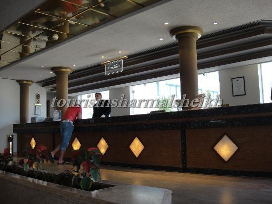 فندق هلنان شرم الشيخ5