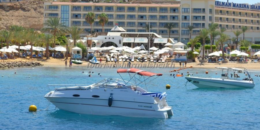 Helnan Marina Sharm Hotel فندق هلنان مارينا شرم الشيخ