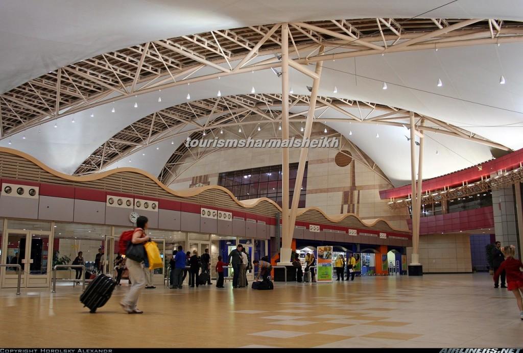 مطار شرم الشيخ الدولي5