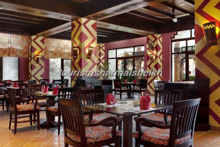 هيلتون دريمز مطعم