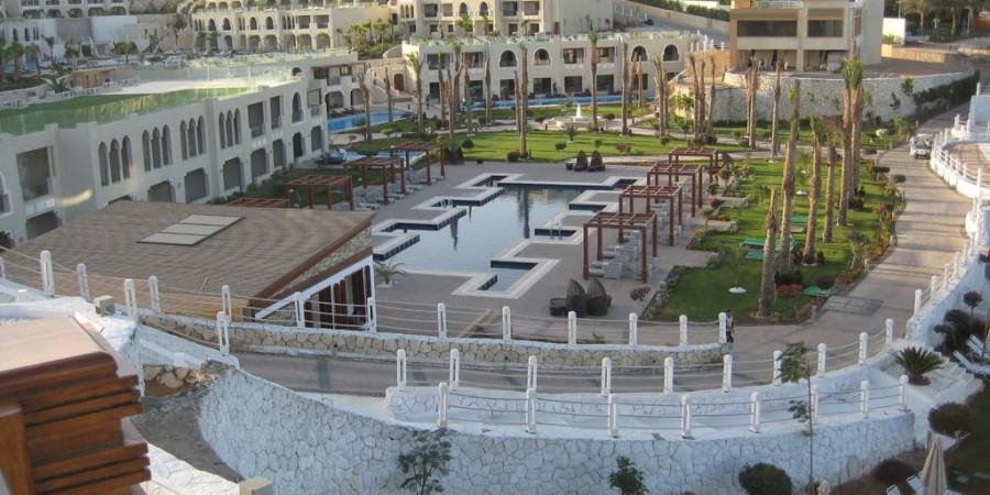 فندق صن رايز جاردن خليج القرش Sunrise Grand Resort