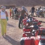 رحلة السفاري والعشاء البدوي في شرم الشيخ