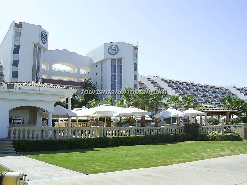 Sheraton Sharm Hotel فندق شيراتون شرم الشيخ2