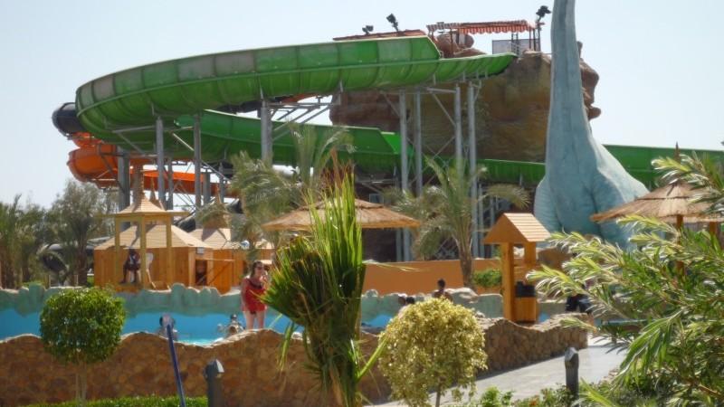 الألعاب المائية في شرم الشيخ