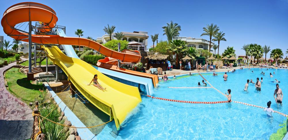 tropitel-naama-bay-aquapark-pool
